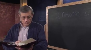 BTn Daily -- Two Rules to Interpreting Scripture