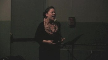 Waiting Here For You - Christy Nockels | Performed by Michelle Valerio | Contranormal Coffee House