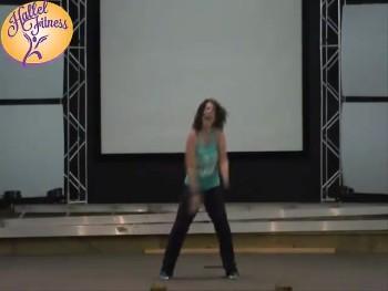 """Overcomer"" by Mandisa Christian Dance Praise by Hallel Fitness - Zumba"