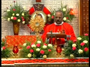 Tamil sermon preached on 21-01-2014