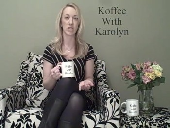 Koffee With Karolyn Episode 19 - Making Mistakes