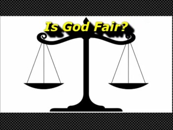 Is God Fair - Randy Winemiller