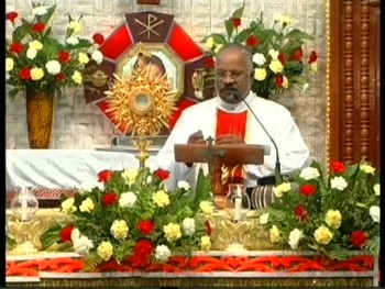 Tamil sermon preached on 25-01-2014