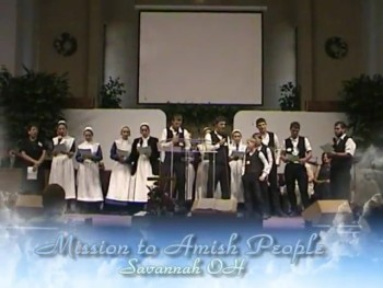 Amazing Grace, Amish Style