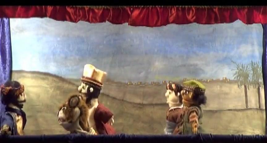 Balaam and the Donkey