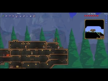 Terraria ep: 2 FINNALLY ITS HERE