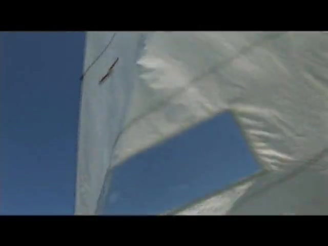 Sail Filled with the Spirit
