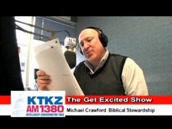 Get Excited Ministries KTKZ Radio Show Pt#3