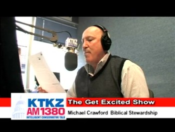 Get Excited Ministries Radio Show KTKX Pt#4