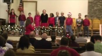 MBBC Christmas 2011 cantata