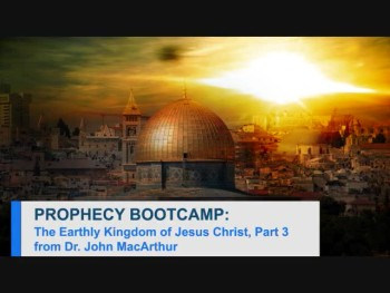 Breaking Prophecy News; Earthly Kingdom of Jesus Christ 3 (The Prophet Daniel's Report #273)