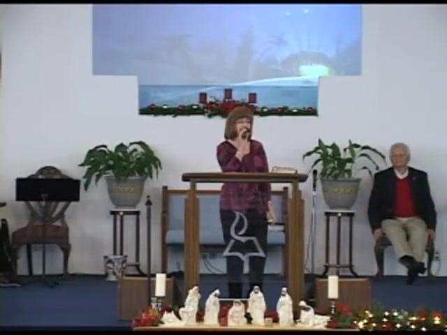 Something Going on in Bethlehem...Tammy