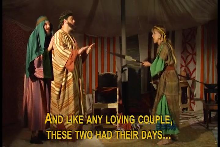 Abraham & Sarah, The Film Musical - Trailer