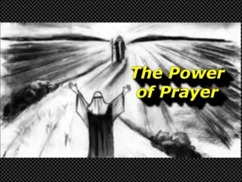 The Power of Prayer - Randy Winemiller