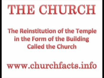 "Sample Audio from ""The Church"" by Byron Goines"