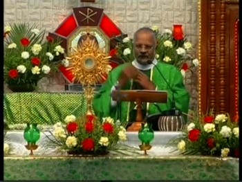 Tamil sermon preached on 18-02-2014