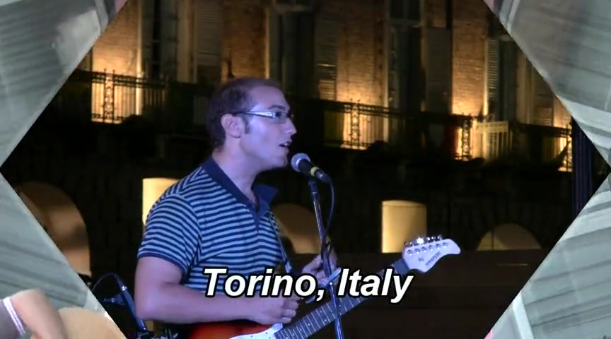 Francesco Testa The Italian Psalmist 2011 European Tour