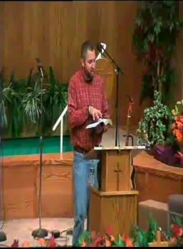 Inkom Bible Church Sermon