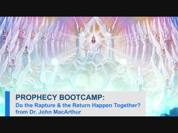 Do the Rapture and the Return Happen Together? (The Prophet Daniel's Report #38)