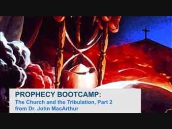 Why the Church Will be Raptured before the Tribulation (The Prophet Daniel's Report #41)