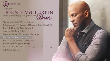 Donnie McClurkin Duets Album Sampler