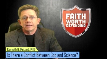 Is There a Conflict Between God and Science?