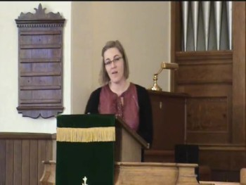 Holy Community, by Rev. Thyra VanKeeken