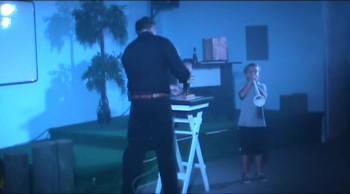 Tearing down the walls of Jerico Magic Trick