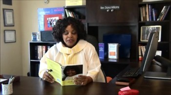 Rev. Diana R. Williams - Set Apart & Transformed Declaration
