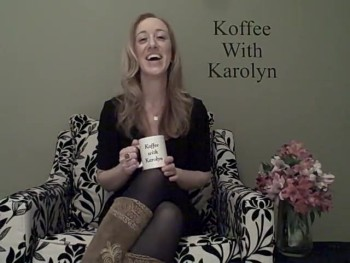 Koffee With Karolyn Episode 22 - The Little Things- Karolyn Marie Roberts