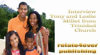 #Christian #Interview Leslie and Tony Millet from Port of Spain #Church of #Christ in #Trinidad