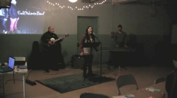 The Anthem - Planetshakers | Performed by Eve and No Limitz Band | Contranormal Coffee House