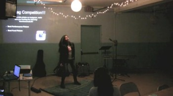 Pick It Up - Andy Mineo | Expression of Praise Performed by Nataly Osores | Contranormal Coffee House