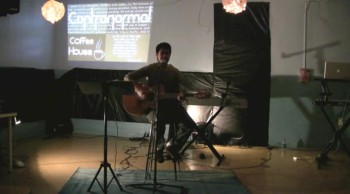 Had Enough - HisStory Lives | Performed by Notsew | Contranormal Coffee House