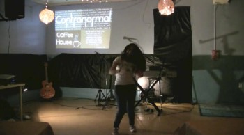 Fight for Freedom - Royal Tailor | Expression of Praise by Amy Caballero | Contranormal Coffee House