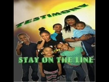 STRING  U UP from the album Stay on the Line by Testimony