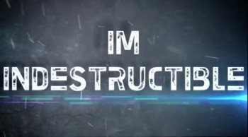 Hardie Avenue - Indestructible ft.Rob Beckley from Pillar Official Lyric Video