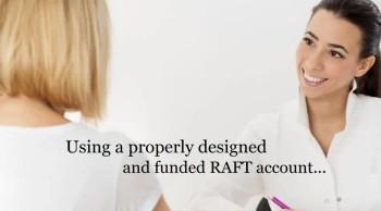Xulon Press book The RAFT Strategy | Laurett Ellsworth Arenz