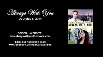ALWAYS WITH YOU official movie trailer