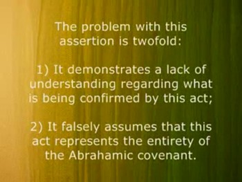 The Abrahamic Covenant was Conditional