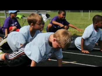 Track and Field Camp Promo