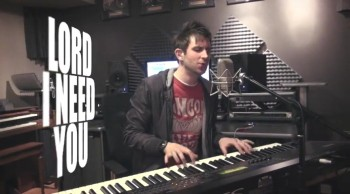 """Lord I Need You"" Matt Maher Cover by Tommee Profitt"