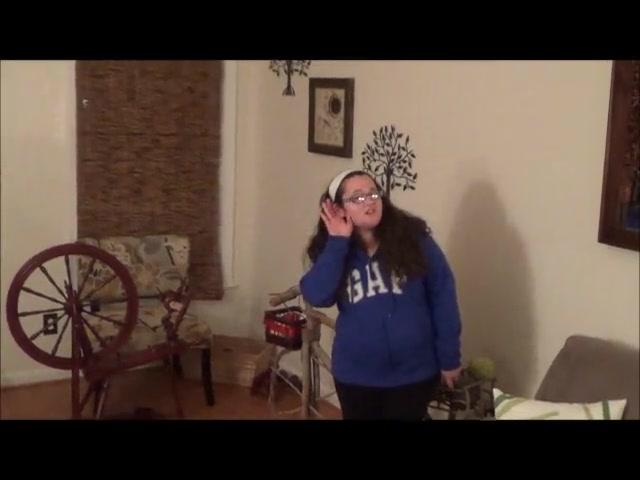 Savannah's rewrite of Frozen song