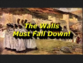 The Walls Must Fall Down! - Randy Winemiller