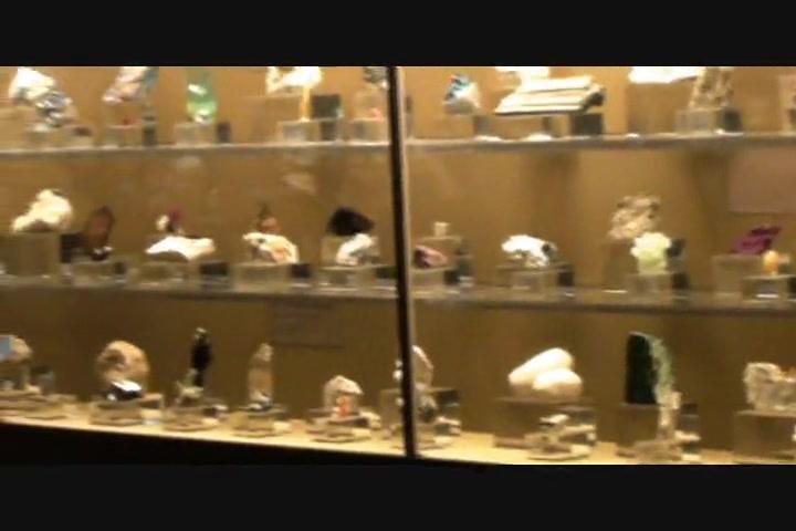 Precious Stones. L.A. Museum