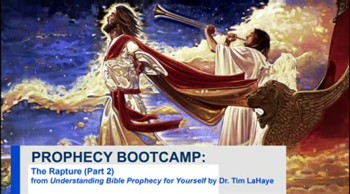 Breaking Prophecy News; The Rapture Phase, Part 2 (The Prophet Daniel's Report #