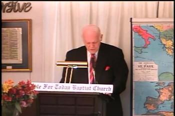 """BFTBC – James 1:1-13 – """"The Sin of Double-Mindedness""""  – Pastor D. A. Waite"""