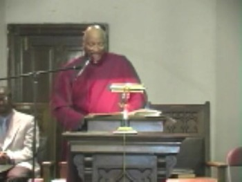 There Is Something About That Blood, Lev. 17:11, Hebrews 9:12-15, Hebrews 9:22, Minister Virgil Taylor