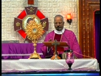 Tamil sermon preached on 02-04-2014