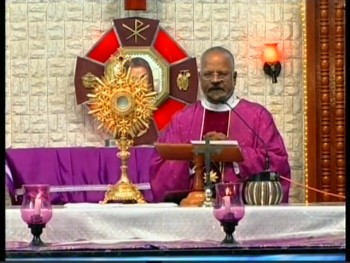 Tamil sermon preached on 03-04-2014